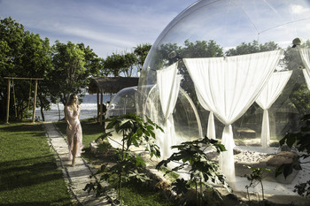 Bubble Hotel Bali Nyang Nyang