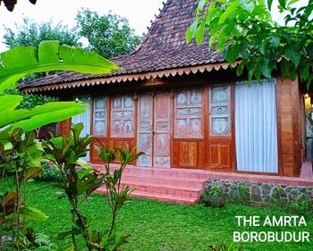 The Amrta Borobudur
