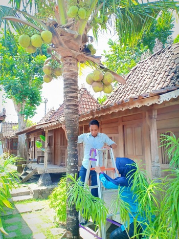 The Amrta Borobudur Magelang - PONDOK PUNAKAWAN ROOM ONLY TRAVELING SAVE