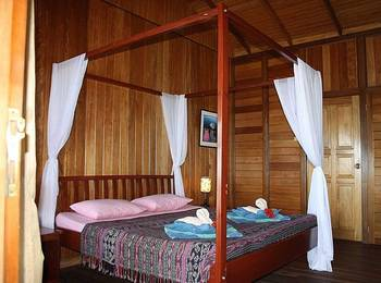 Mapia Resort Manado - Garden View Twin Regular Plan
