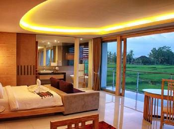 Green Fields Luxury Villas Bali - One Bedroom Pool Villa KETUPAT