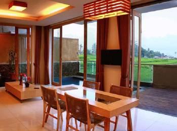 Greenfield Luxury Villas Bali - Two Bedroom Private Pool Villa Regular Plan
