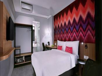 favehotel Wahid Hasyim Jakarta - Deluxe Room Only Regular Plan
