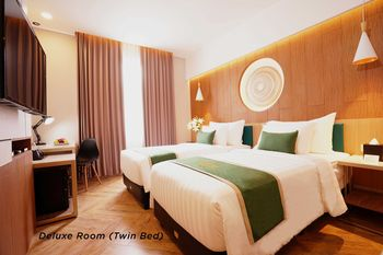 Patra Malioboro Hotel Yogyakarta - Deluxe Twin Room Only Regular Plan