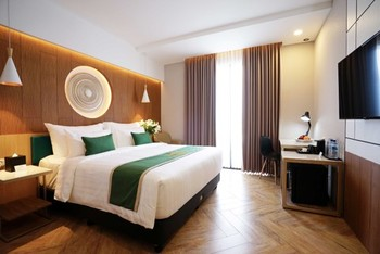 Patra Malioboro Hotel Yogyakarta - Deluxe Double Room Only Regular Plan