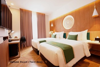 Patra Malioboro Hotel Yogyakarta - Deluxe Twin Breakfast Promo PEYUK