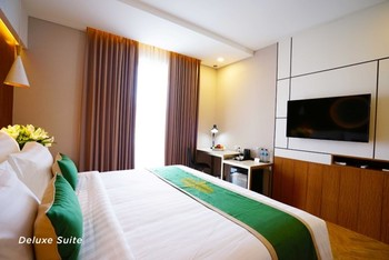 Patra Malioboro Hotel Yogyakarta - Deluxe Suite Breakfast Promo PEYUK