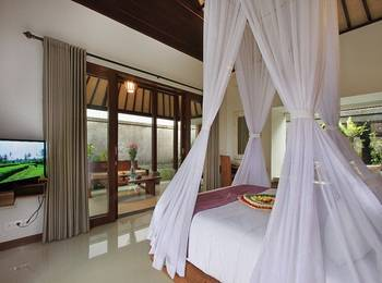 Dedary Kriyamaha Ubud - Two Bedroom Garden Villa With Private Pool Last Minutes 30% OFF