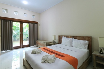 Kubu Kenak Guesthouse Bali - Deluxe Room with Breakfast - Flexible Policy Regular Plan