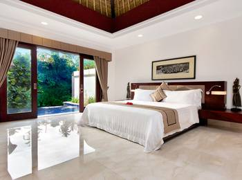 Viceroy Bali - Deluxe Terrace Villa Special Offer 30% OFF