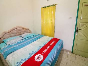 NIDA Rooms Boyong Hargo Binangun Jogja - Double Room Double Occupancy Regular Plan