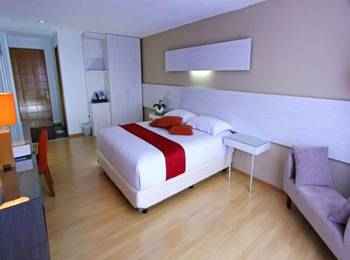 Accordia Dago Hotel Bandung - Superior Room With Breakfast Promo tahun baru Early Bird