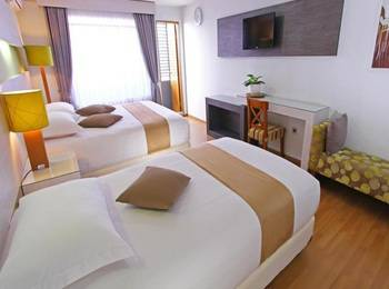 Accordia Dago Hotel Bandung - Family Room With Breakfast Regular Plan