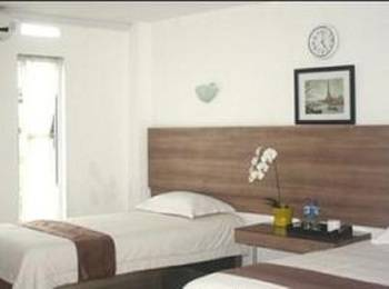 Accordia Dago Hotel Bandung - Deluxe Twin Non Balcony With Breakfast Regular Plan