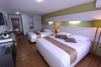 Accordia Dago Hotel Bandung - Family Room With Balcony Weekdays Promo