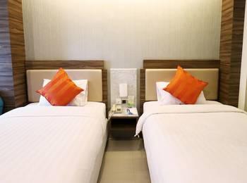 Hotel Melawai 2 Jakarta - Superior Twin Room Breakfast Inlcuded MINIMUM STAY 3 NIGHTS