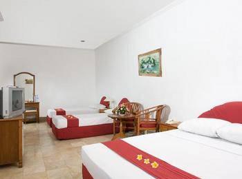 Hotel Ratna Bali - Kamar Keluarga Only Dasar promosi
