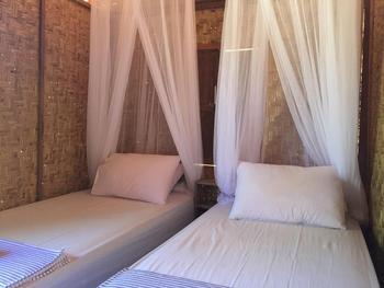 Maleo Moyo Hotel & Dive Resort Sumbawa - Budget Twin Room (Fan) Regular Plan