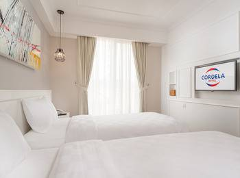 Cordela Norwood Hotel Jakarta - Deluxe Twin Regular Plan