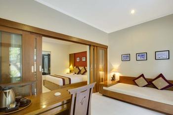 Baleka Resort Hotel & Spa Bali - Deluxe Double Room Easter Deal