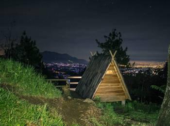 Papandayan Camping Ground Garut - Cabin House Regular Plan