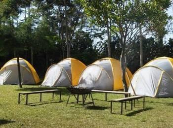 Papandayan Camping Ground Garut - Small Dome Tent Regular Plan