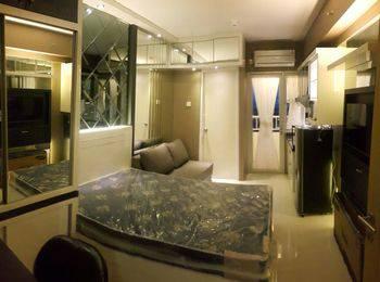 Apartment Educity by Citihome Surabaya - Studio Room Regular Plan