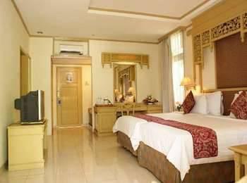 Kusuma Sahid Prince Hotel Solo - Bungalow Suite Room Regular Plan