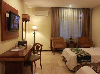 Kusuma Sahid Prince Hotel Solo - Deluxe - Room Only Regular Plan