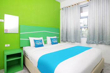 Airy Senapelan Riau 40 Pekanbaru - Private Bathroom Double Room with Breakfast Special Promo Oct 42