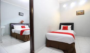 RedDoorz Plus @ Hotel Star 88 Yogyakarta - RedDoorz Family Room Regular Plan