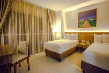 Undip Inn Semarang - Superior Room Only Regular Plan