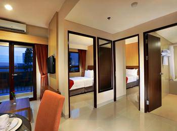 Hotel Atria Serpong - 2 Bedrooms With Breakfast  Special Deals