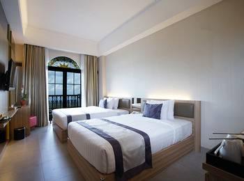@K Hotel Kaliurang Yogyakarta - Deluxe Room Promo Safecation