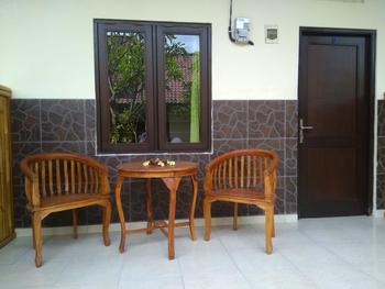 Suka Homestay Bali - Double Room with Private Bathroom Regular Plan