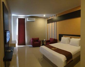 Dedy Jaya Ciledug Hotel Cirebon Cirebon - Moderate Room Regular Plan