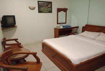 Hotel Sindo Gemilang Batam - Standard Room Lantai 4 Regular Plan