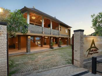 Askara Canggu Townhouse