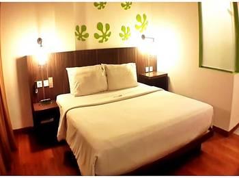 MaxOne Hotels Vivo Palembang - Junior Suite - Hanya Kamar  Regular Plan