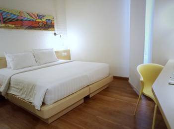 MaxOne Hotels Vivo Palembang - Junior Suite - Hanya Kamar  Regular Plan