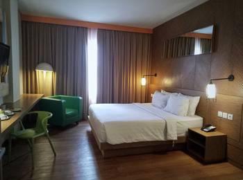 MaxOne Hotels Vivo Palembang - Junior Suite Regular Plan