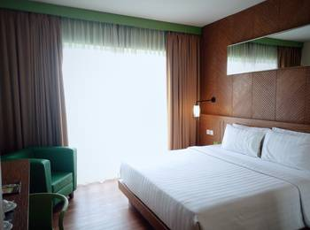 MaxOne Hotels Vivo Palembang - Deluxe Regular Plan