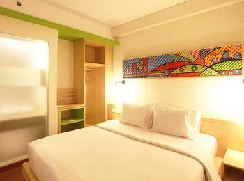 MaxOne Hotels Vivo Palembang - Superior Room Regular Plan