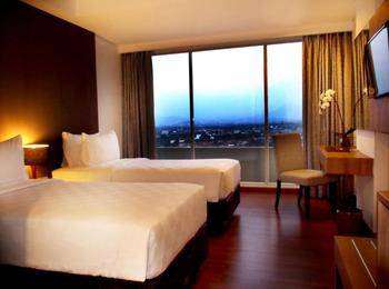 Arch Hotel  Bogor - Deluxe Twin Room Only Great Deal