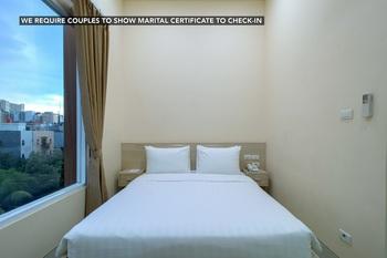 Cantik Syari Hotel Jakarta - Grand Deluxe Room Non Refundable Basic Deal - 32%