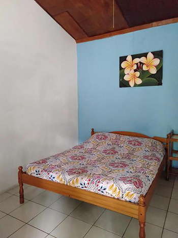 Bagus Bay Guest House Danau Toba - Double Room Shared Bathroom Minimum Stay