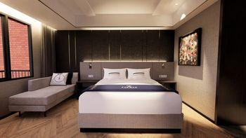 Fieris Hotel Jakarta - Deluxe Queen Room Only Regular Plan