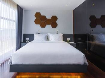 Imani Suites Bali - Deluxe Room Without Breakfast Last Minute 24hrs