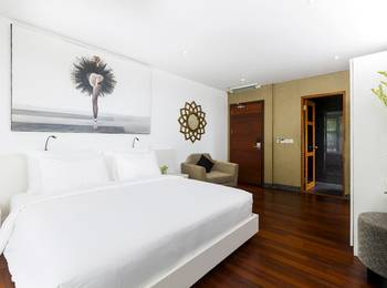 Imani Suites Bali - 3 Bedroom Luxury Apartment Without Breakfast Last Minute 24hrs