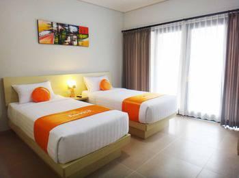 Tropico Jimbaran Bali Bali - Deluxe Twin Room Regular Plan